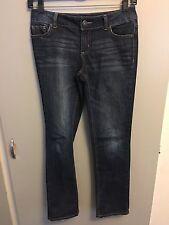 """Women's Maurices Size 5/6 Regular Straight Leg Jeans 31"""" Waist"""