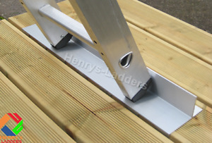 PRO LadderMat Footee - Anti-Slip Ladder Stopper - for Decking & Grass. 1 pc.