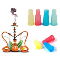 100 pieces Hookah Shisha Plastic Mouth Tips Filter Mouthpiece Tip Piece Pipe