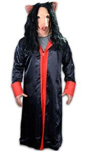 SAW Jigsaw Robe Costume NEW