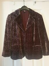 Monsoon Evening  Jacket Uk 14