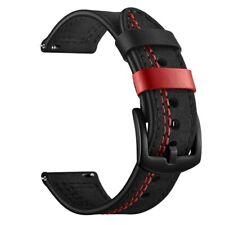 Für Huawei Watch GT/GT 2 E Uhr 2 Pro Classic Band Leder Smart Uhrenarmband
