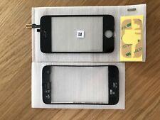 Iphone 3gs Façade en verre incl. Écran tactile + cadre + Oreillette giitter-Neuf