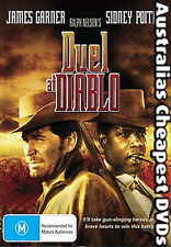 Duel At Diablo DVD NEW, FREE POSTAGE WITHIN AUSTRALIA REGION ALL