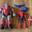 Transformers G1 Pretender Cloudburst NEAR Complete