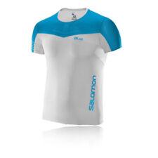 Ropa deportiva de hombre camisetas de manga corta (estampada)