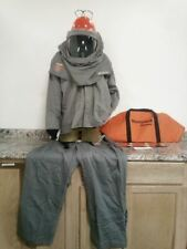 Salisbury Sk40Xl-Spl Size Xl Gray Arc Flash Protection Clothing Kit