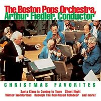 Arthur Fiedler and the Boston Pops Orchestra - Christmas Favorites