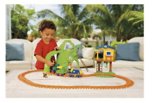 Fisher-Price Go Diego Go Animal Rescue Railway Track System. Shipping Included