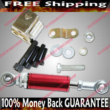 Engine Toruque Damper Kit fits 03-06 Nissan 350Z 03-06 Infiniti G35 Coupe 2D RED