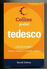 DIZIONARIO TEDESCO ITALIANO# Collins Pocket-Boroli 2005