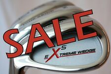 LEFT HANDED WEDGE SET NEW LH TOUR GRIND EXTREME 52 56 60 MENS LEFTY S STIFF FLEX
