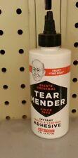 TEAR MENDER Fabric Adhesive 6 oz  Fabric Leather Glue