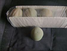 Lot de 7 domes Iglu de mousse 8 X 6,5 cm neufs emballés