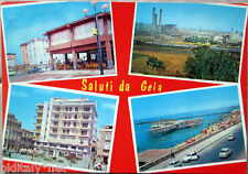 1960 Saluti da GELA - ediz.Tecnograf