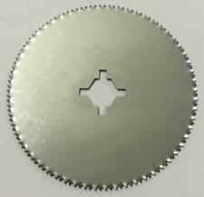 2 ½ inch Stainless Steel Cast Cutter Round Saw Blade Orthopedic Instrument