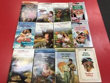 Lot of 38 Janet Dailey and other Romance Books