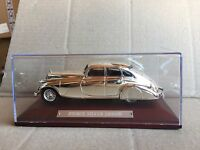 "DIE CAST "" PIERCE SILVER ARROW "" SILVER CARS COLLECTION ATLAS 1/43"