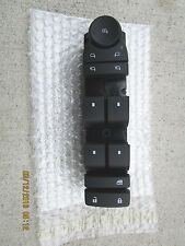 07 - 13 GMC YUKON DENALI 1500 2500 MASER POWER WINDOW SWITCH BRAND NEW 15906881