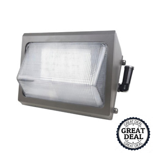 Outdoor Wall Integrated LED 200W Bronze Security Lighting Lights Pack NEW
