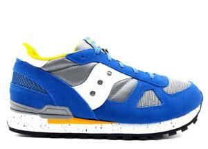Scarpe da donna Saucony Shadow 263866 sneakers casual sportive comode stringate