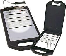 Wedo Klemmbrett Clipboard Schreibbrett Schreibplatte 576101 A4 schwarz bruchfest