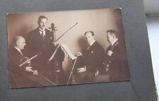 Fotoalbum  1912 - 38 Konzert Theater Garderobe Trachten Kostüme