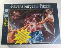 Ravensburger Star Line Genesis 1000 Piece Glow in the Dark Jigsaw Puzzle