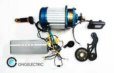 48V/60V  2500W BRUSHLESS ELECTRIC MOTORIZED E BIKE / CAR CONVERSION KIT