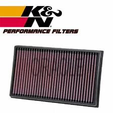 K&N HIGH FLOW AIR FILTER 33-3005 FOR VW GOLF VII 2.0 R 4MOTION 300 BHP 2013-