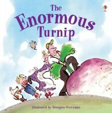 Preschool Bedtime Story - Usborne Picture Book: THE ENORMOUS TURNIP - NEW