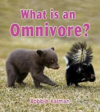 What Is an Omnivore? (Paperback or Softback)