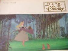 The Art of Disney Exhibition book sleeping beauty alice peter pan Mary Blair