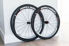 Profile Design Altair 52 Full Carbon Clincher 11 Speed Latest Edition Wheelset