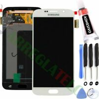 Pantalla Completa para Samsung Galaxy S6 G920F Blanco Blanca