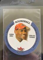 2003-04 Ultra Roundball Discs LeBron James Rookie Card #31