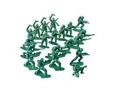 144 Pc. Green Mini Plastic Army Men Toy Soldiers Action Party Birthday Favors
