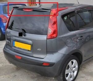 NISSAN NOTE 1 MK1 REAR ROOF SPOILER NEW