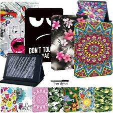 Estuche con Funda y base de cuero ajuste Amazon Kindle 8th/10th Paperwhite 1/2/3/4 comprimido