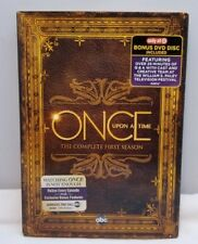 Once Upon A Time The Complete First Season DVD Target Exclusive with Bonus Disc