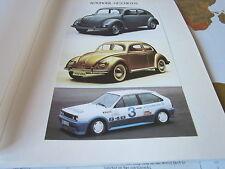 Deutsches Automobil Archiv 1 Geschichte 1110 Volkswagenwerk AG VW