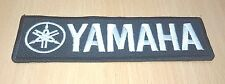1xNEW YAMAHA MOTORCYCLE BIKE LOGO SYMBOL EMBROIDERED IRON ON PATCH SHIRT PO375