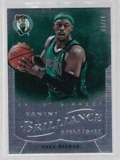 2012-13 Panini Brilliance - Paul Pierce #16 & #'d 07/10 - Boston Celtics