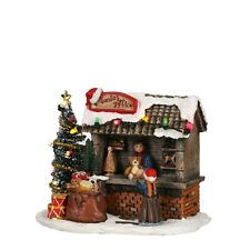 Luville Santa's Gifts, Christmas Village, Christmas Decoration, Christmas Market