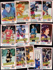 1981 - 82 OPC Team SET Lot of 13 Colorado ROCKIES NM+ o-pee-chee RESCH LEVER