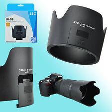 Nikon HB-36 JJC Lens Hood Tulip AF-S VR Zoom-Nikkor 70-300mm f/4.5-5.6G IF-ED