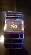 montre Dolce & gabbana, D&G time