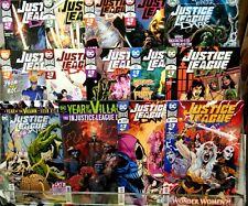 JUSTICE LEAGUE DARK #16 thru #29 DC COMICS Full Run (15) YEAR OF THE VILLAIN NM