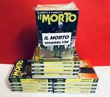 Fumetto Noir IL MORTO dal n. 1 al n. 39 serie completa