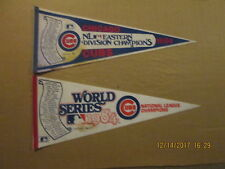 MLB Chicago Cubs 1984 Eastern Div.Champs & 1984 NL Champions Baseball Pennants